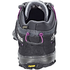 La Sportiva TX4 GTX Shoes Women Carbon/Purple